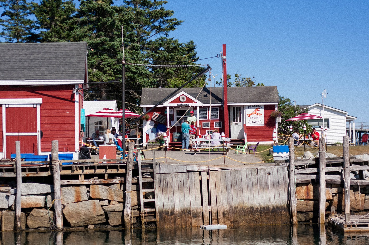 McLoons Lobster Shack - northeastern nautical