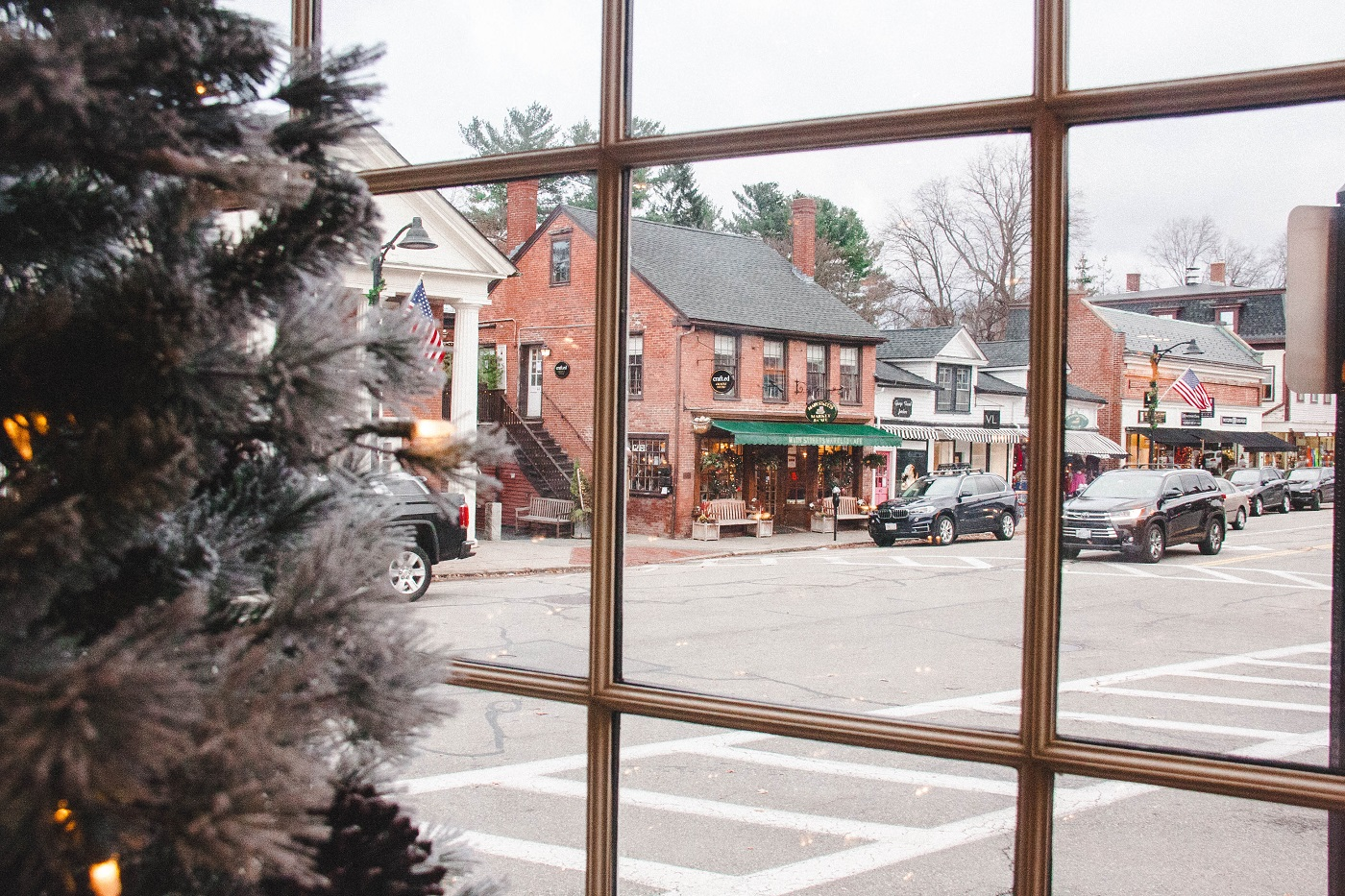 Happy Holidays from Concord, MA