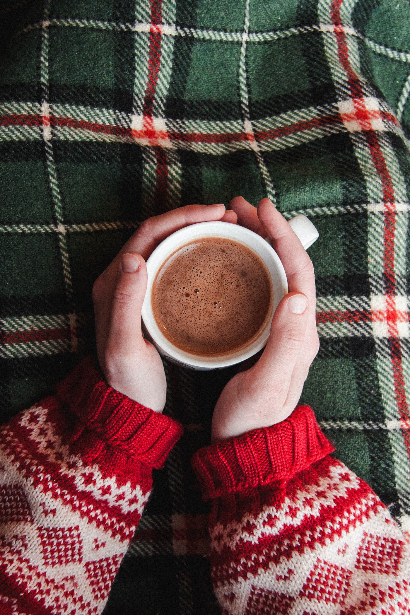 My Deliciously Creamy Hot Chocolate Recipe