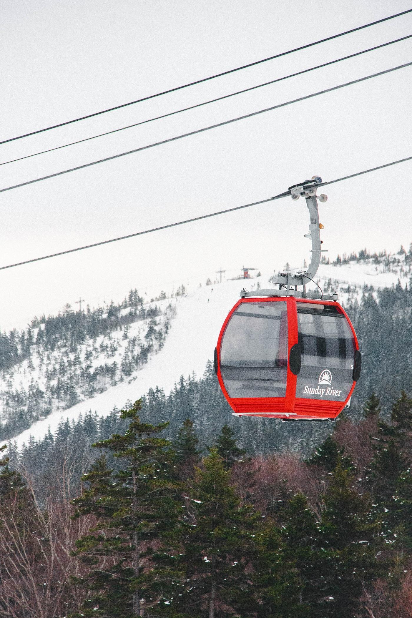 Ski Holiday at Sunday River